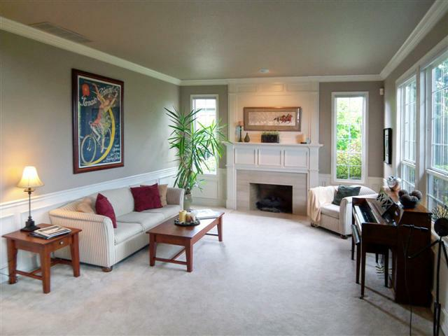 terrific home staging living room | Home Staging Tips for Sellers in Portland OR: Don't Show ...