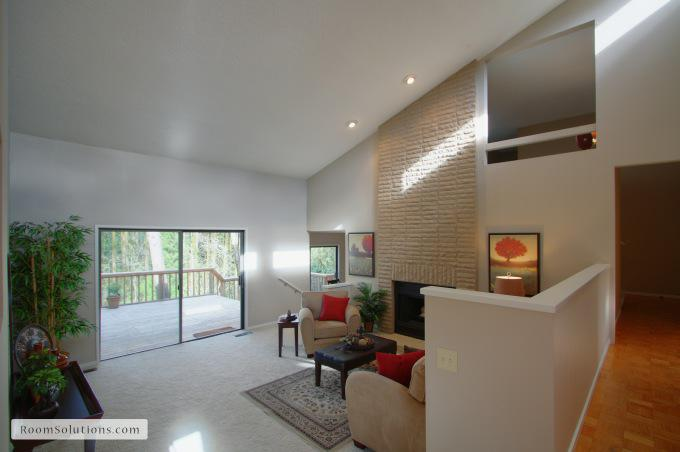 Oregon home staging and redesign