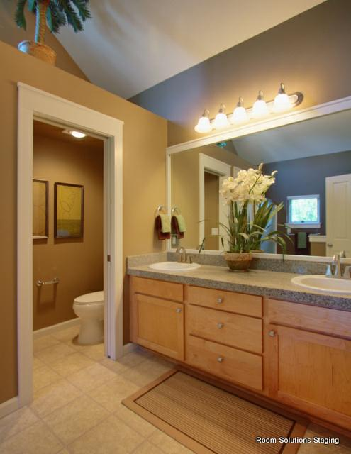 Update Your Master Bathroom On A Budget Whether You Re