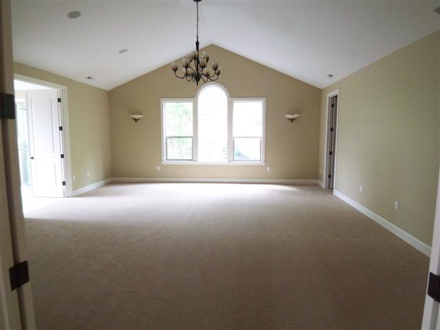 Empty Wall Spaces Living Room
