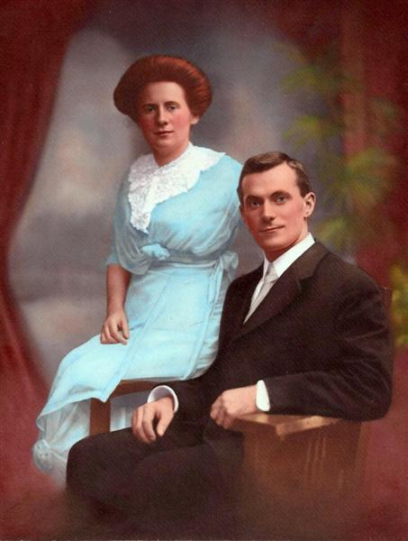 William Clifford and Ellen McSherry Clifford
