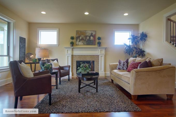 Portland Oregon builder believes in home staging