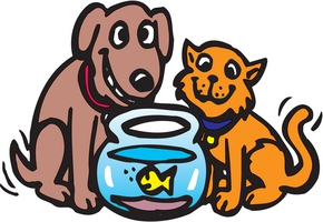 Dealing with pets in your For Sale home