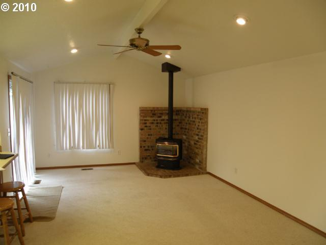 Before staging by Room Solutions