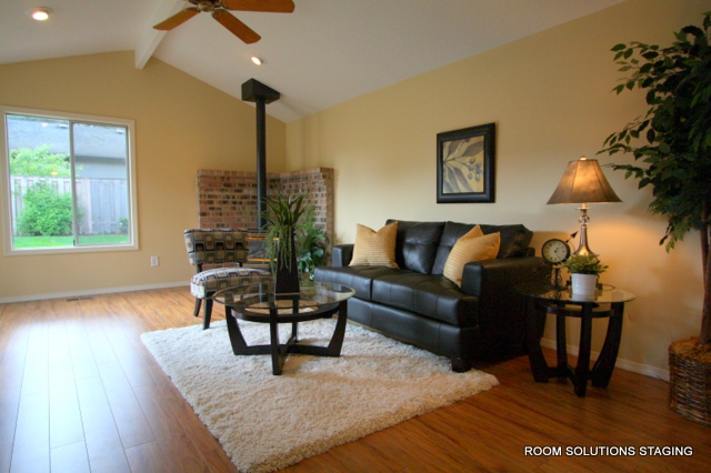 Room Solutions Staging in Portland OR