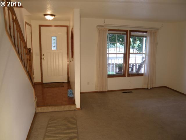 Before staging with Room Solutions