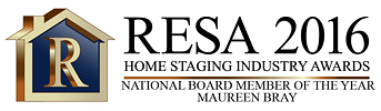 Real Estate Staging Association (RESA) National Board Member of the Year 2016