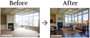 Home Staging In Portland Oregon Room Solutions Staging