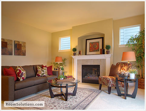 Home Staging Photos In Portland Oregon Room Solutions